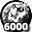 Platinum Army Medal - 6000 PTS