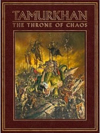Tamurkhan: The Throne of Chaos ISBN 978-1-907964-65-7